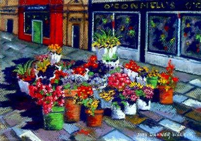 Dublin Flower Market